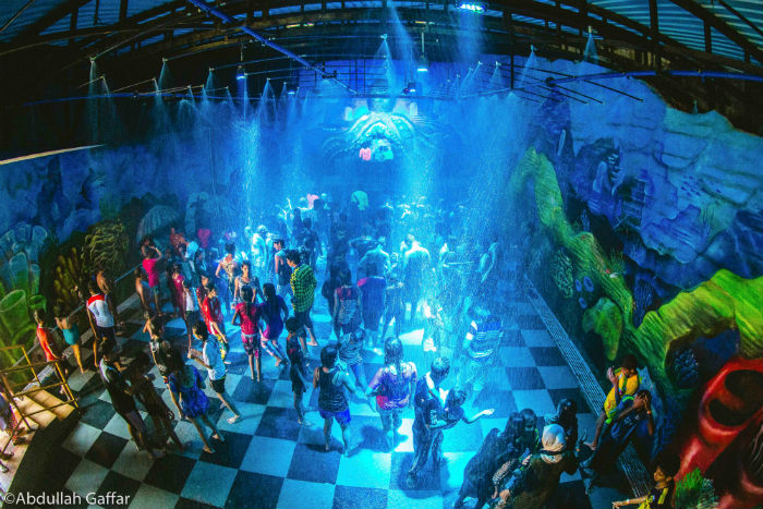 FroggyLand-Goa-Rain-Dance