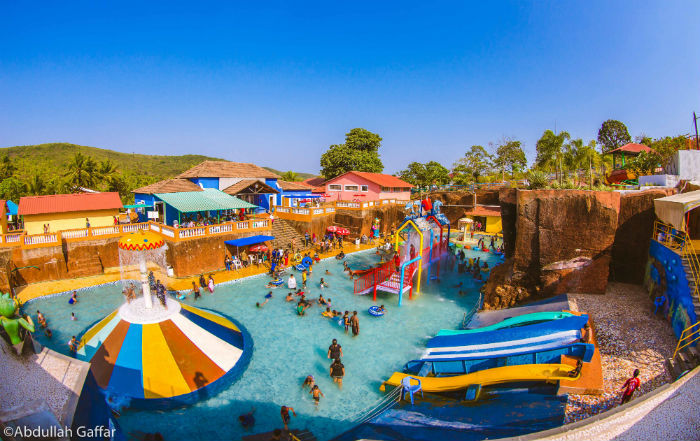 FroggyLand-Goa-Water-Pool-Splash